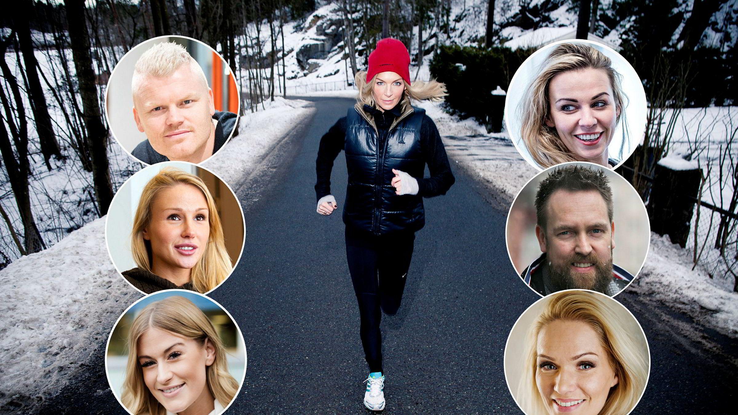 Kathrine Sørland (i midten), John Arne Riise, Rachel Nordtømme og Lene Orvik (til venstre), samt Anette-Marie Antonsen, Ørjan Burøe og Marna Haugen Burøe var alle blant de 92 kjendisene som var representert av United Bloggers da selskapet fusjonerte med svenske Mikz i 2015. Nå blir dette strid i Oslo tingrett.