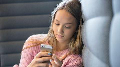 En høy andel barn og unge har fått reklame på nett for produkter og tjenester, og Medietilsynet er bekymret for økt kroppspress. Mens flest jenter får slankerelaterte reklamer, får flest gutter reklame for muskelforstørrende produkter.