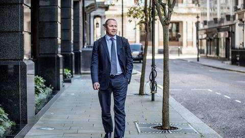 Hedgefond-topp Nicolai Tangen ble tidligere i år presentert som den nye sjefen for Oljefondet.