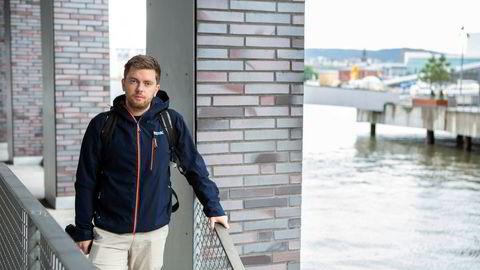 Tom-Daniel Laugerud er én av flere som har varslet om overdreven støy, bruk av narkotika, og generelt dårlige tilstander på Sørenga. Nå flytter han fra området.