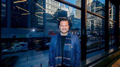 Seriegründer Are Traasdahl satser mer penger for å ta nye teknologiinvesteringer gjennom koronakrisen i USA. DN møtte ham tidlig i mars, da viruset så vidt hadde slått seg ned på Manhattan i New York.