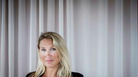 Erica Blomgren Dalstø, sjefstrateg i SEB, tror kronen kommer til å fortsette å styrke seg ut året.