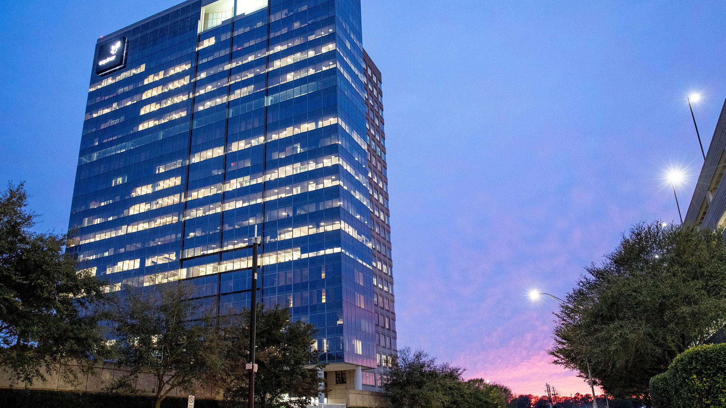 Det endelige bidraget fra USA er avhengig av hvor godt vi klarer å drive videre en virksomhet som i dag er konkurransedyktig, skriver Equinor-direktør Torgrim Reitan. Equionors hovedkontor i USA holder ligger i Houston, Texas.