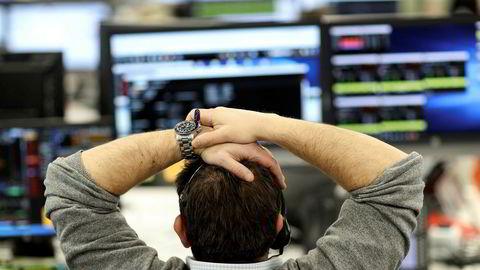 Kvantitative hedgefond har gått i minus så langt i år.