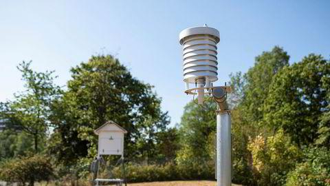 Meteorologisk institutt tromsø