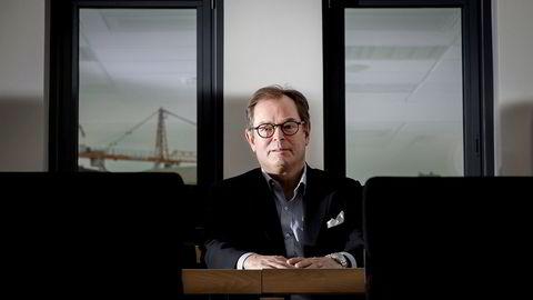 Knut Brundtland er arbeidende styreleder i ABG Sundal Collier.