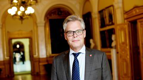 Hans Andreas Limi vil at Jan Tore Sanner skal håndtere saken.