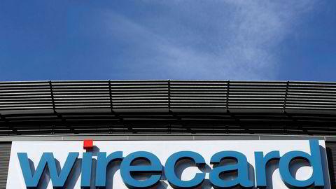 Wirecard-kontoene som skulle inneholdt 20 milliarder kroner, har trolig aldri eksistert, opplyser nå selskapet. Foto: Matthias Schrader / AP / NTB scanpix