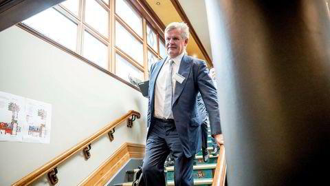 Tor Olav Trøim er styreleder Golar LNG og eier over 5 prosent av selskapet. Han er John Fredriksens tidligere høyre hånd.