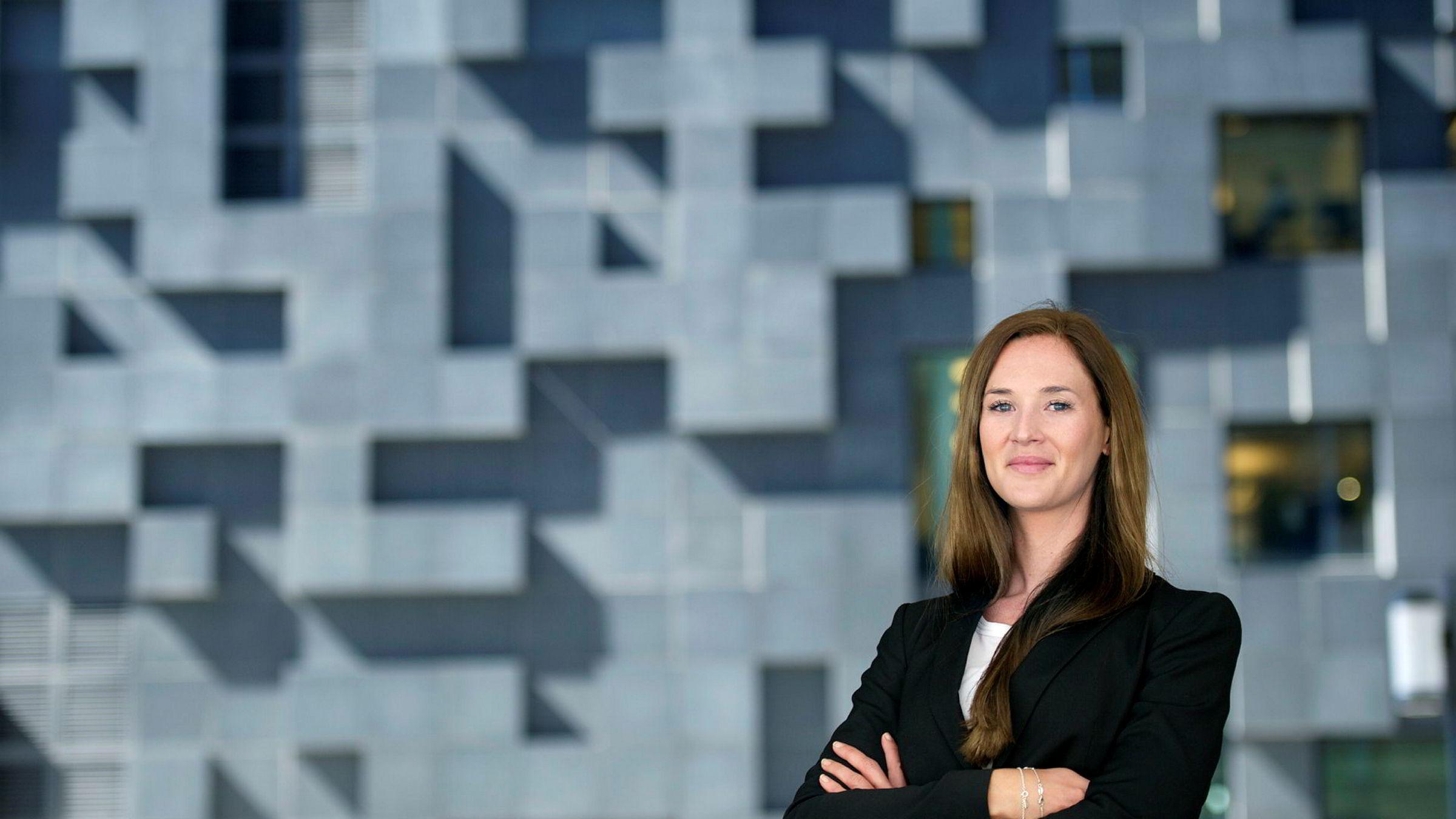 Jeanette Strøm Fjære i DNB Markets er ikke overrasket over ledighetsutviklingen.