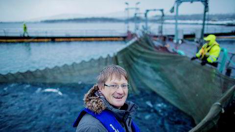 Inge Berg, eier og administrerende direktør i Nordlaks-konsernet.