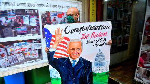 Joe Biden vant presidentvalget. To valg i Georgia avgjør kontrollen i Senatet.