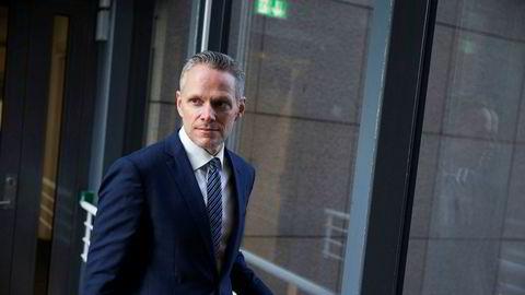 – Vi har en periode med sterke tall bak oss, men vil nok se en mer usikker utvikling på børsen fremover, sier sjefstrateg i Danske Bank, Christian Lie.