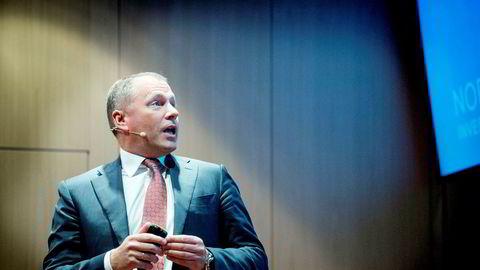 Hvor strenge vilkår vil hedgefond-milliardær og kunstmesen Nicolai Tangen godta for å få jobben som sjef for Oljefondet?