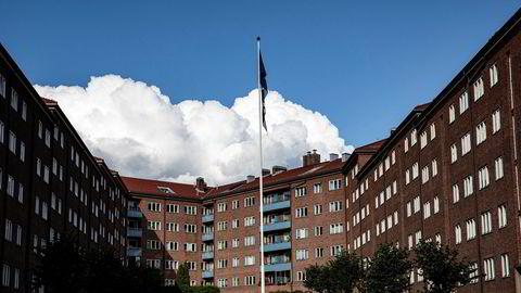 Fredag la Eiendom Norge frem den landsomfattende bruktboligrapporten for mars.