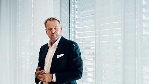 Administrerende direktør i Hitecvision Ole Ertvaag.