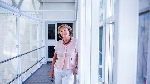 Ingunn-Sofie Aursnes har vært toppsjef i UNE siden 2012. I 2018 ble åremålet forlenget med seks år, men nå har hun varslet at hun går av.