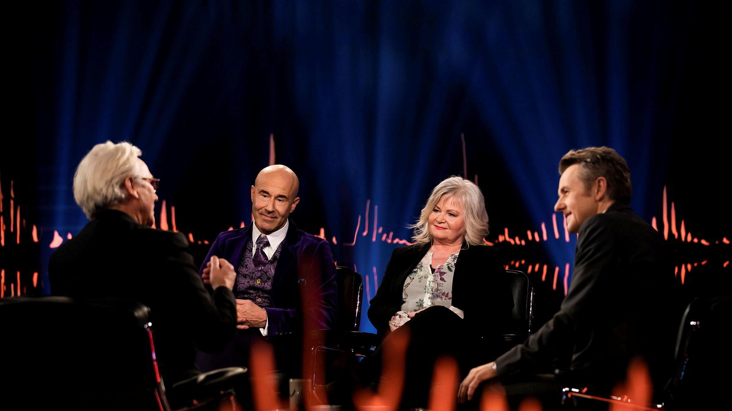 Lørdag var Marianne Behn og Olav Bjørshol, foreldrene til den nylig avdøde Ari Behn, gjester hos Skavlan. Det ga ny seerrekord for programmet.