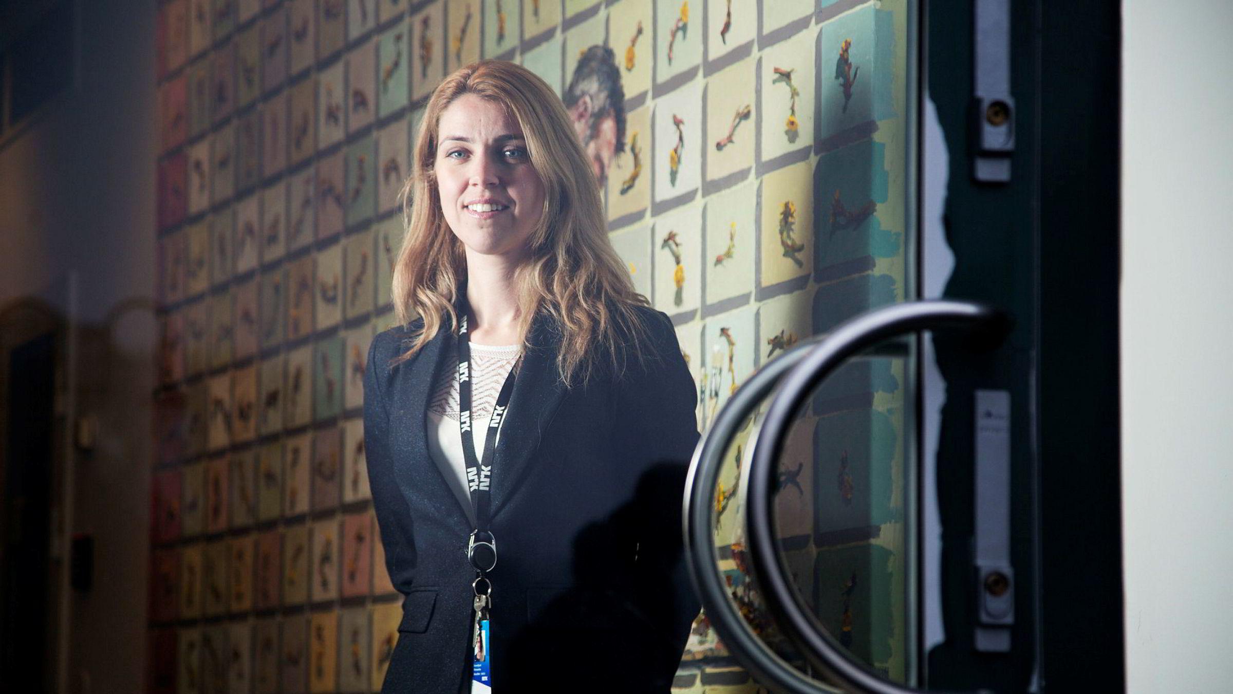 Alexandra Beverfjord går tilbake til Dagbladet, som hun forlot i 2013 til fordel for NRK.