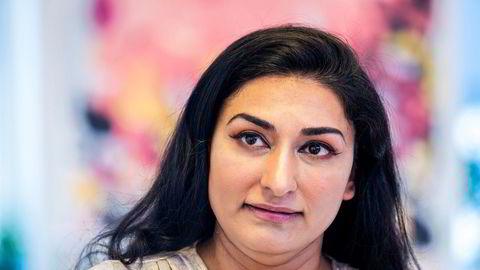 Shabana Rehman er daglig leder i stiftelsen Født fri, som nå har mistet statstøtten.