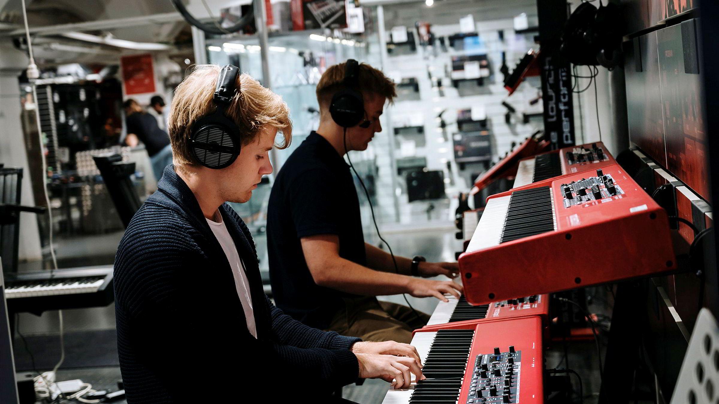 Eierselskapet Music Retail Holding As, som eide 4Sound, gikk konkurs 9. oktober.