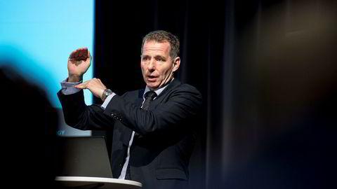 Daglig leder Jarand Rystad i Rystad Energy forventer at selskapet skal fortsette å vokse de neste årene.