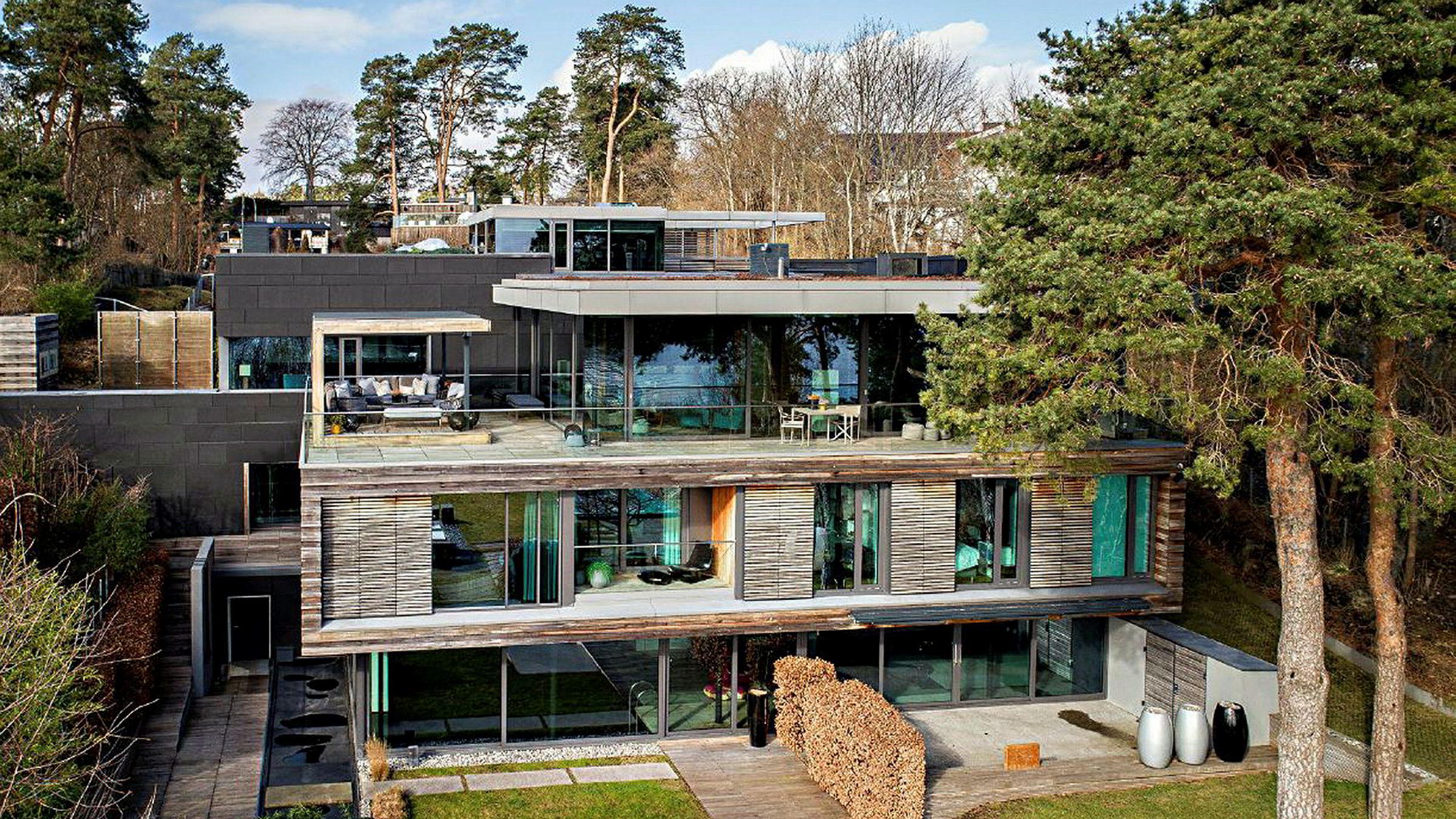 Hedgefondforvalter Thor Johan Furuholmen har solgt luksusboligen på Bygdøy.