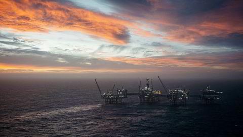 Bransjen hevder at den bare ber om en «skatteforskyvning», men det forutsetter både at oljeselskapene faktisk finner det de leter etter og at oljeprisen går opp, slik at selskapene kan betale skatten senere. Her: Johan Sverdrup-feltet.