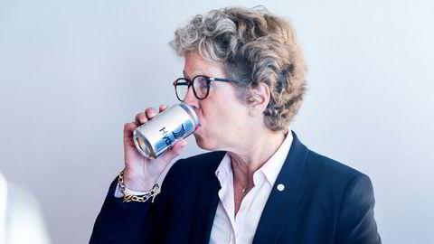 Hilde Merete Aasheim ble valgt til konsernsjef i Hydro i 2019.