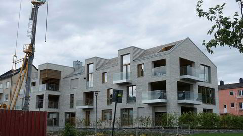 Bjarne Skeie har betalt i underkant av 44 millioner kroner for sin nye leilighet i Holbergs gate 2 ved strandkanten i Kristiansand.