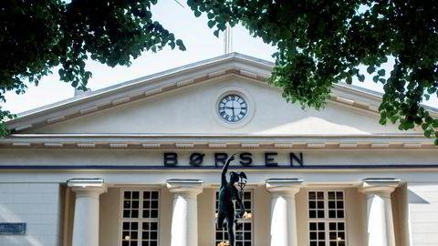 I dag er ukens siste handelsdag på Oslo Børs.