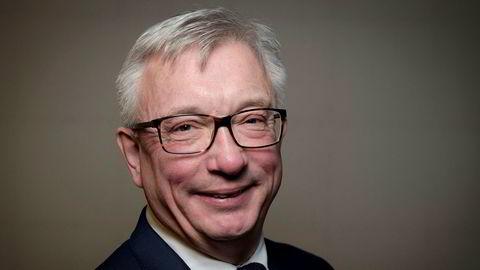 Karl Eirik Schjøtt-Pedersen har fått ny jobb i konsulentselskapet Menon Economics. Foto: Ole Gunnar Onsøien / NTB scanpix
