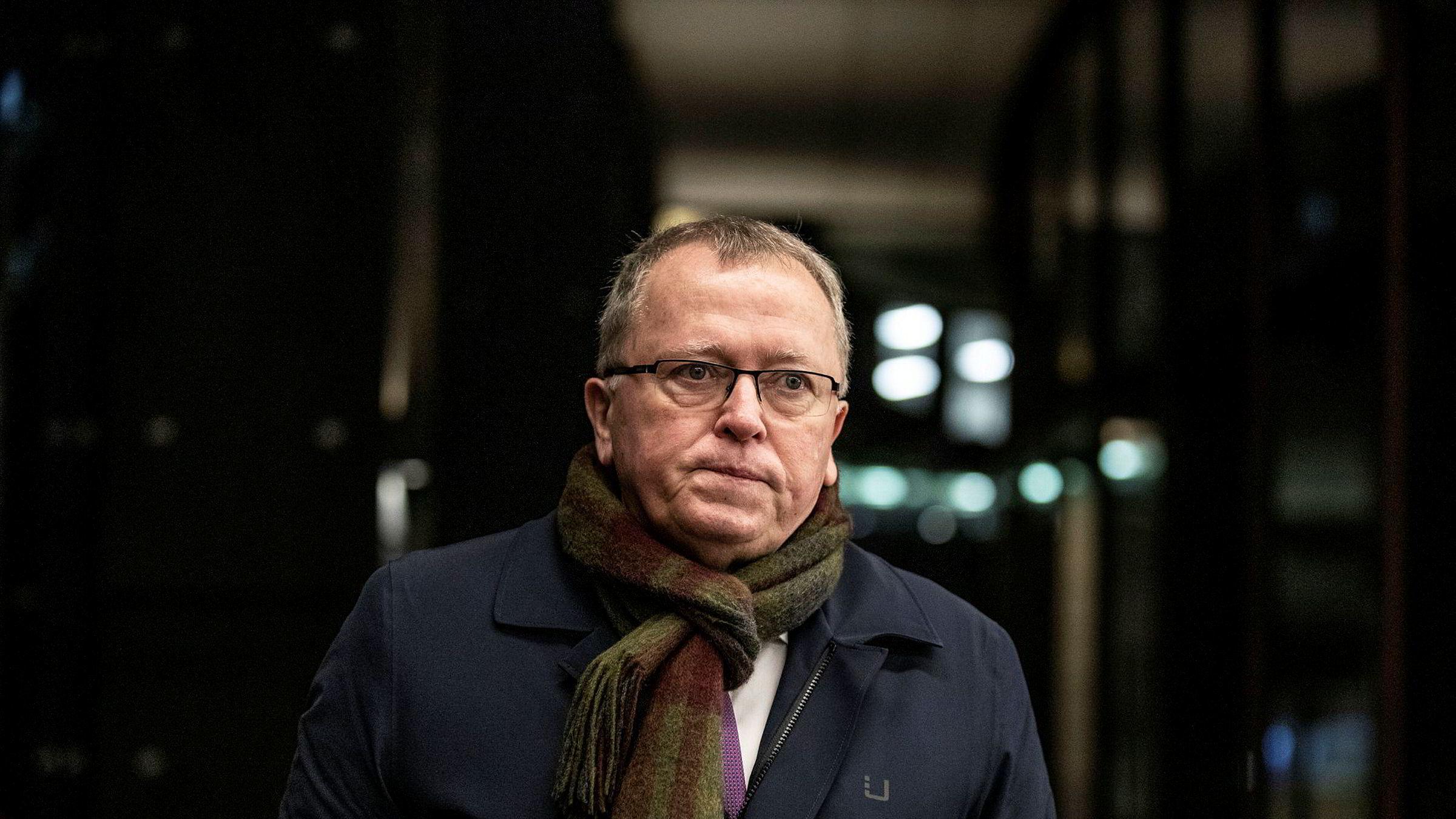 Konsernsjef Eldar Sætre i Equinor sier han og styret har vært tett på de store problemene i USA.