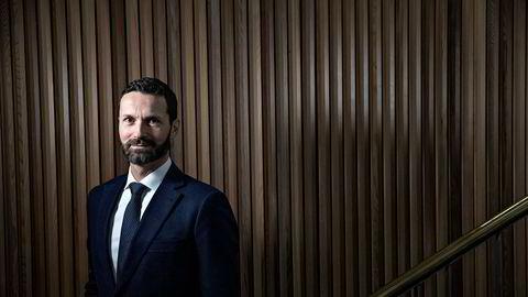 Erlend Lødemel i Fondsfinans forvalter to ulike høyrentefond. Begge har opplevde massiv kundeflukt i mars.