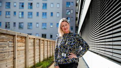 – Vi som forbund er bekymret, sier forbundsleder Monica Paulsen i Negotia om sammensetningen i en ny ledergruppe i TietoEvry.