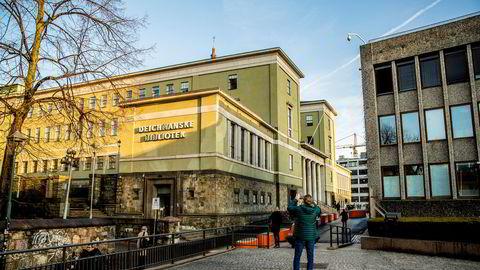 Gamle Deichmanske bibliotek i Oslo er nå blitt solgt til Møller Eiendom.