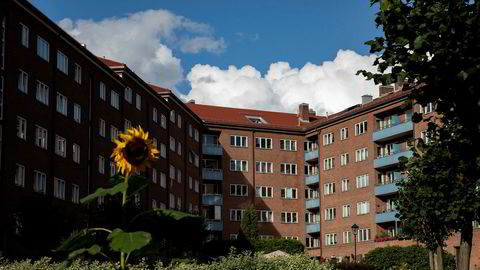 Boliger i Oslo