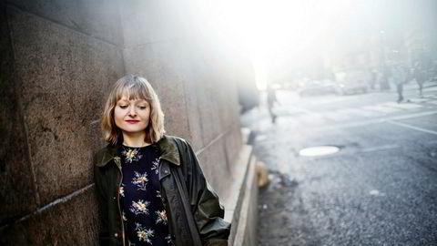 Marthe Ramm Fortun er kunstner og aktuell med utstillinger i Brussel og Stavanger.