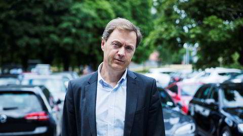 Knut E. Sunde, direktør i Norsk Industri, har spurt om situasjonen ute blant medlemsbedriftene. Svarene ga ingen grunn til optimisme.