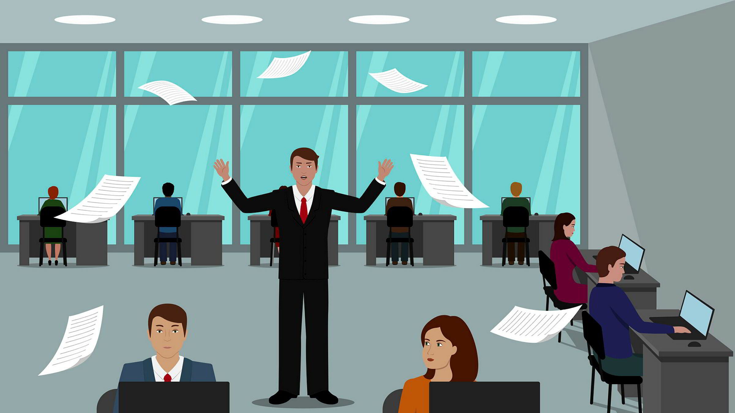Studier viser ikke bare at lederes adferd varierer fra dag til dag, men at variasjonene kan ha store konsekvenser, både i positiv og negativ retning.