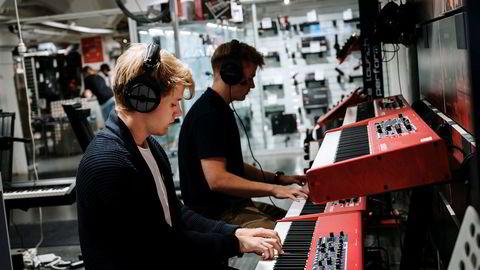 Butikkene til 4Sound har vært en lekegrind for musikkinteresserte. De siste årene har netthandel revet bort lønnsomheten.