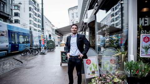 Investeringsøkonom Mads Johannesen i Nordnet forteller at de grønne aksjene Nel og Quantafuel var de mest populære aksjene hos meglerhusets kunder i september.