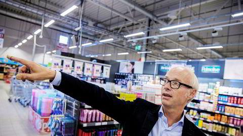 Europris-sjefen Pål Wibe blir ny XXL-sjef. Lønnen blir omtrent den samme. – For at dette skal være lurt økonomisk må aksjene gå bra, sier han.