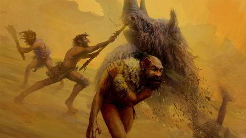 Da neandertalerne forsvant, hadde de overlevd flere titall nedisinger.