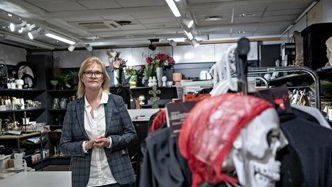 – Det ble gjort et slett håndverk da vi tegnet kontraktene. Vi har ukritisk betalt for høy husleie, sier Nille-sjef Kjersti Hobøl.