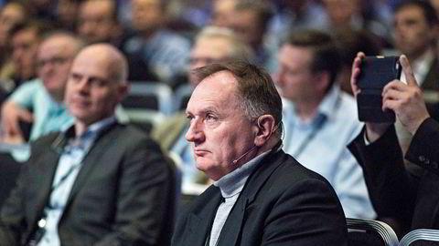 Pensjonert flaggkommandør Jacob Børresen mener tidligere forsvarssjef Sverre Diesen (bildet) er endimensjonal i sitt fagmilitære forfatterskap.