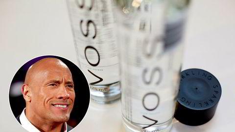 Dwayne Johnson er både inne på eiersiden og fungerer som strategisk rådgiver for Voss.