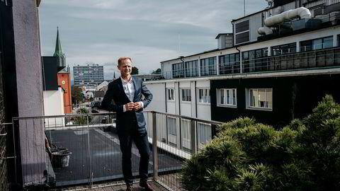 Geir Austigard, konsernsjef i industriselskapet Moreld, har ingen planer om å øke antallet ansatte den nærmeste tiden.