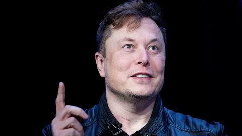 Tesla-sjef Elon Musk peker ut Norge og Canada som nummer to på listen over land som skal teste funksjonalitet for selvkjørende biler.