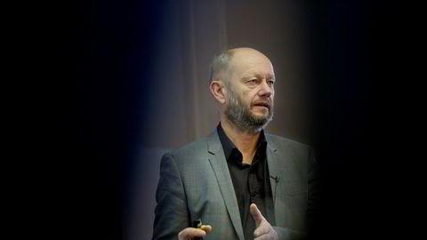 Stein Lier-Hansen,  administrerende direktør Norsk Industri, håper bankene nå vil ta sin del av ansvaret.